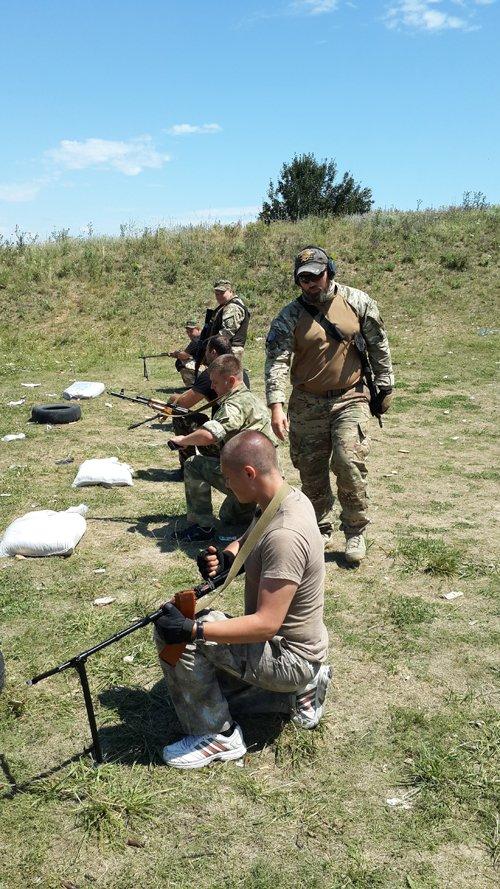 Мариупольские милиционеры стреляли на полигоне (ФОТО), фото-4