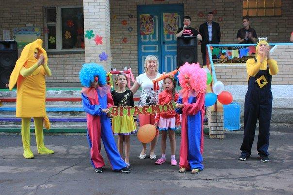День именинника в артемовском оздоровительном лагере «Вогник» (фото) - фото 1