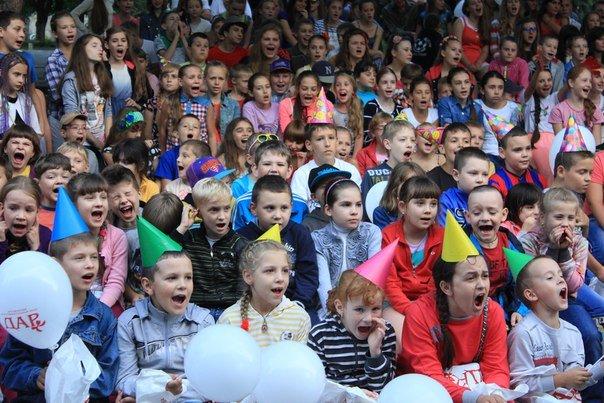 День именинника в артемовском оздоровительном лагере «Вогник» (фото) - фото 2