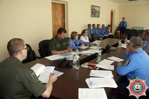У сотрудников службы ГСБЭП в Мариуполе прошел экзамен (ФОТО) (фото) - фото 1