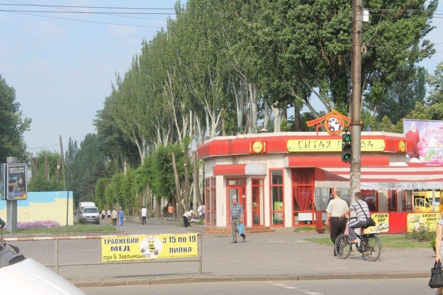 Жители  Кривого Рога отмечают, что подготовка к визиту Президента не мешает нормальному рабочему ритму города (ФОТО), фото-4
