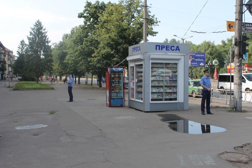 Жители  Кривого Рога отмечают, что подготовка к визиту Президента не мешает нормальному рабочему ритму города (ФОТО), фото-5