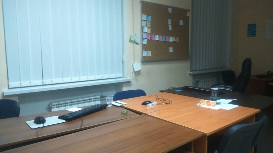 Сегодня ночью ограбили офис автора туристического логотипа Запорожья (ФОТО) (фото) - фото 1