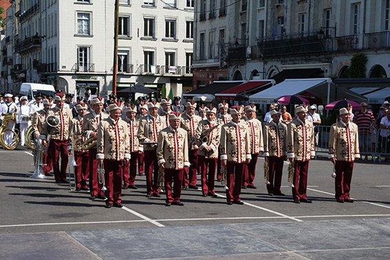 Хмельницький міліцейський оркестр виступив у Франції (ФОТО+ВІДЕО) (фото) - фото 4