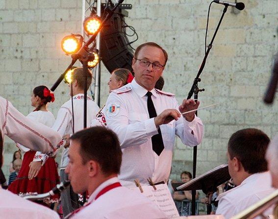 Хмельницький міліцейський оркестр виступив у Франції (ФОТО+ВІДЕО) (фото) - фото 2