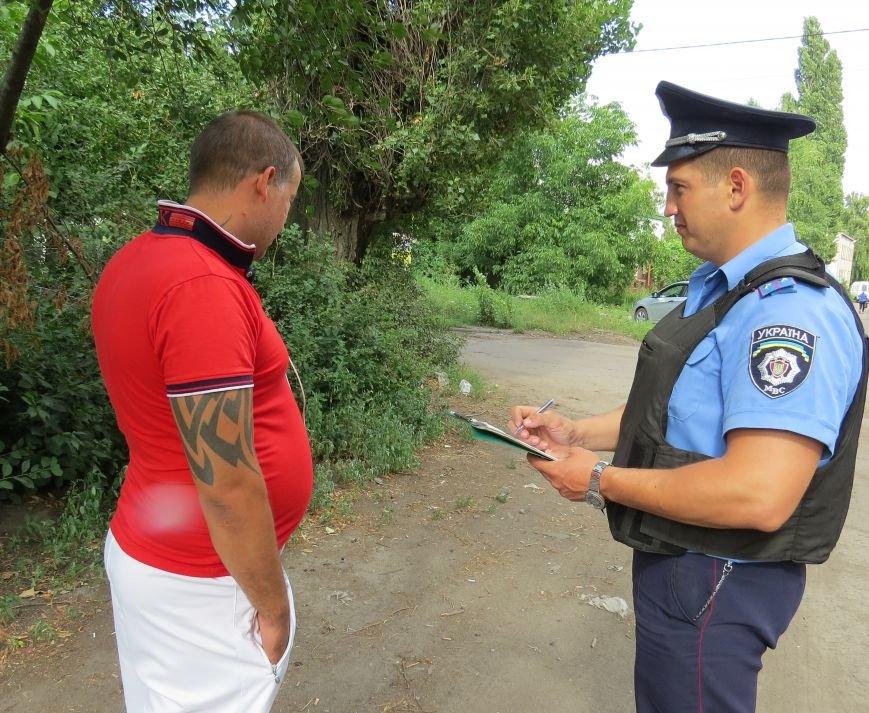 Профилактическая отработка правоохранителей Красноармейска прошла эффективно и результативно, фото-5