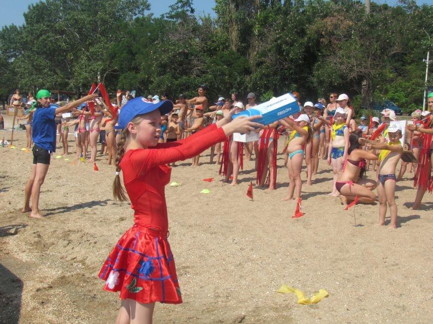 Дети Мариуполя устроили флеш-моб в честь Дня металлурга (ФОТО), фото-3