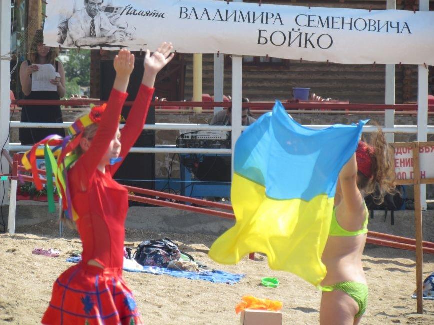 Дети Мариуполя устроили флеш-моб в честь Дня металлурга (ФОТО), фото-6