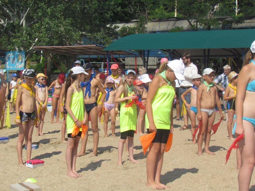 Дети Мариуполя устроили флеш-моб в честь Дня металлурга (ФОТО), фото-7