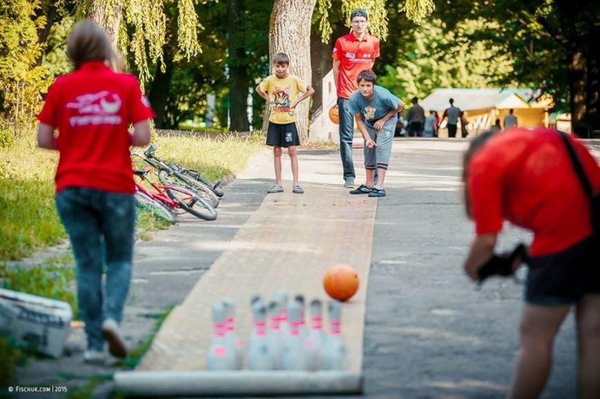 Рівнян запрошують на спортивні вихідні (фото) - фото 5