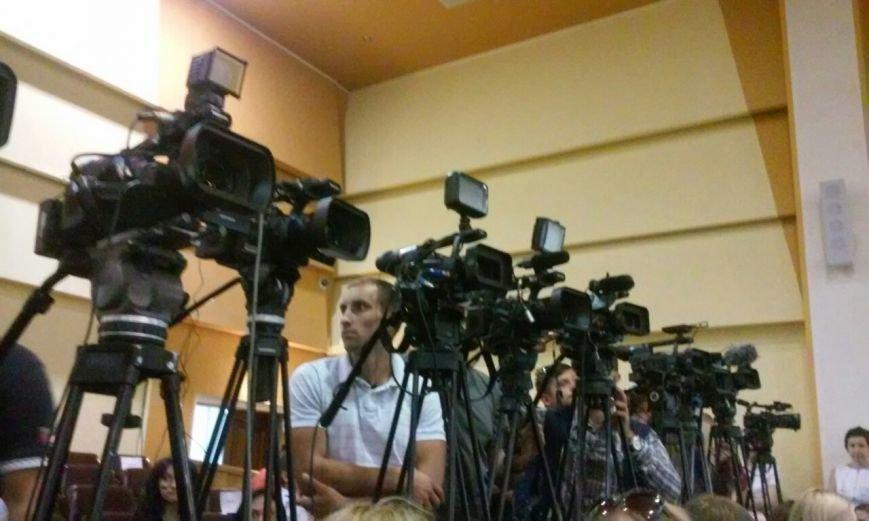 Визит Президента в Кривой Рог освещается на высшем уровне (ФОТО), фото-2