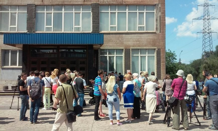 Визит Президента в Кривой Рог освещается на высшем уровне (ФОТО), фото-1