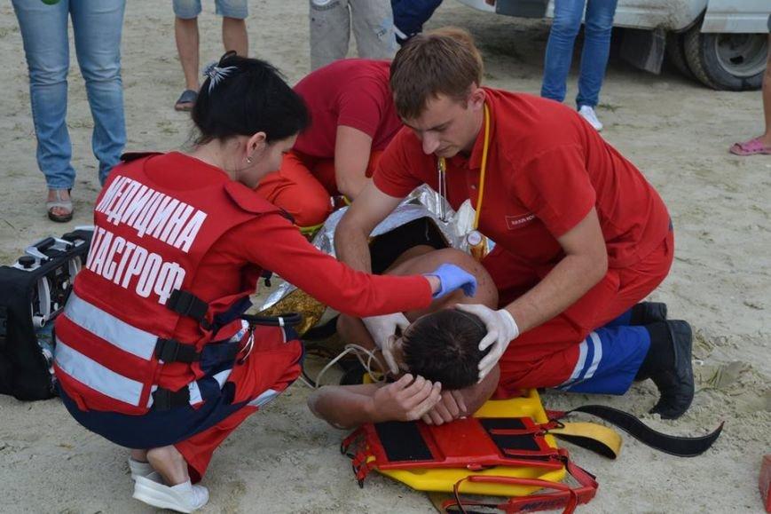Рятувальники навчали львів'ян безпечній поведінці на воді (ФОТО+ВІДЕО) (фото) - фото 6
