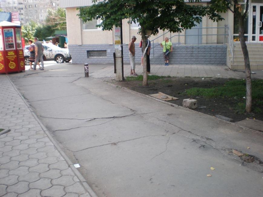 В Николаеве «Бастион» разогнал стихийных торговцев в сквере Макарова (ФОТО) (фото) - фото 3