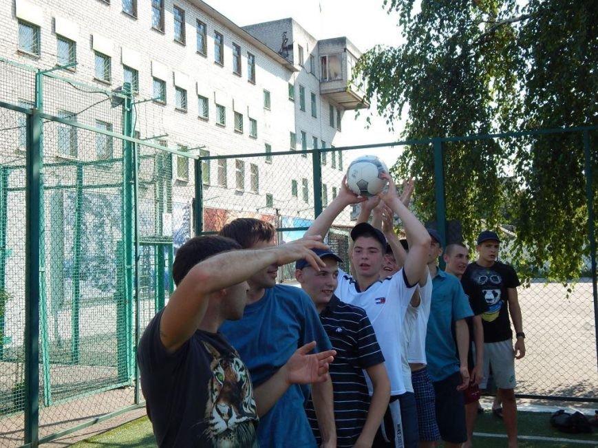 Как ребята из Кременчугской воспитательной колонии отдыхали в дневном Христианском лагере (ФОТО) (фото) - фото 1