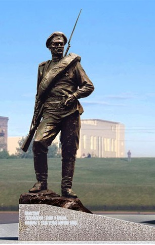 3. Памятник героям Первой мировой войны
