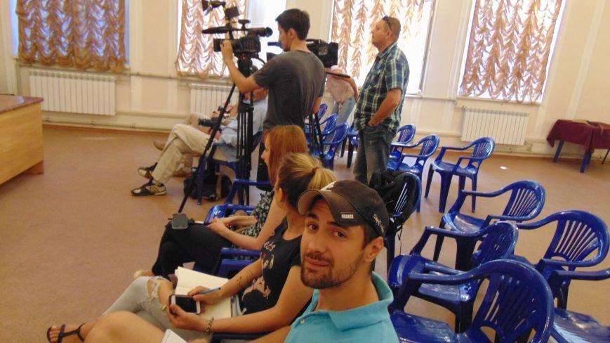 Если атака на Мариуполь будет предпринята, она будет не от Широкино, - Чепурной (ФОТО) (фото) - фото 1
