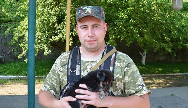 У Тернополі зустріли бійців, які повернулися із Луганщини (фото) - фото 2