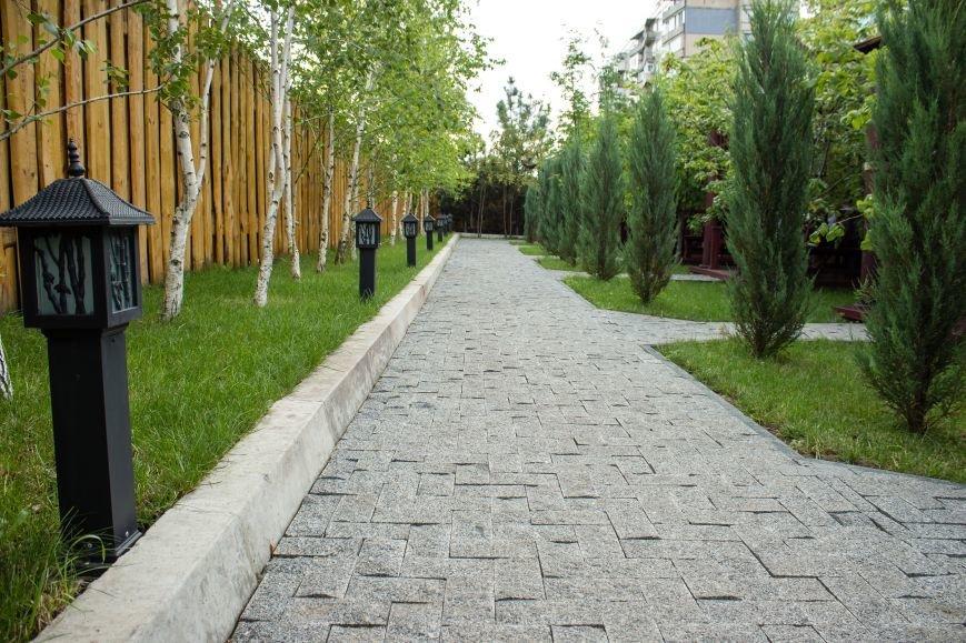 Китайский дворик в ГУСТОнаселенном районе, фото-2