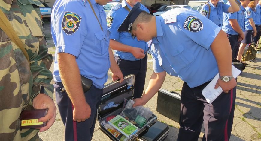 Руководство Красноармейского ГО милиции провело отработку учебной тревоги, фото-7