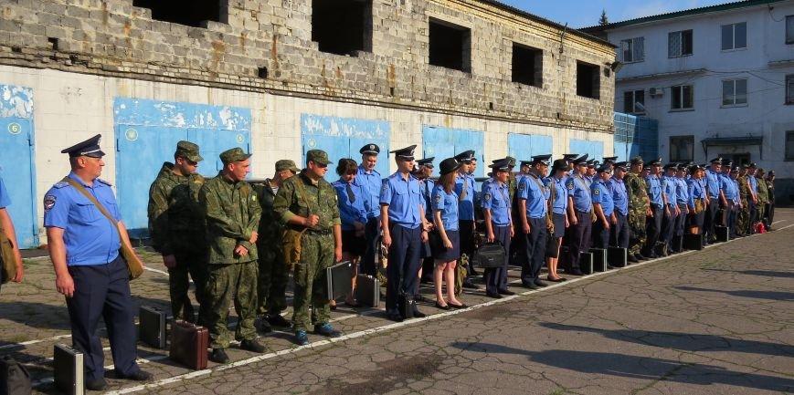 Руководство Красноармейского ГО милиции провело отработку учебной тревоги, фото-4