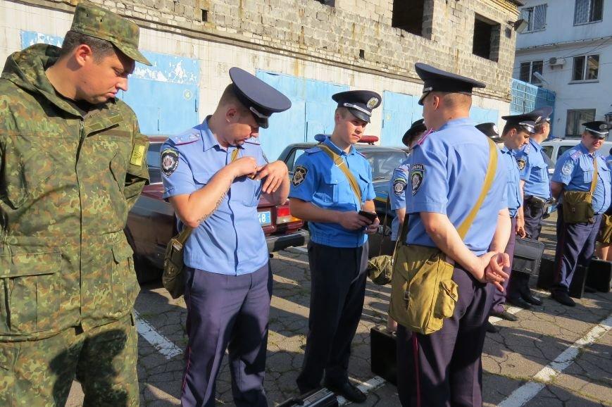 Руководство Красноармейского ГО милиции провело отработку учебной тревоги, фото-2