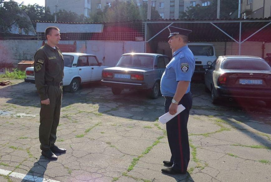 Руководство Красноармейского ГО милиции провело отработку учебной тревоги, фото-3