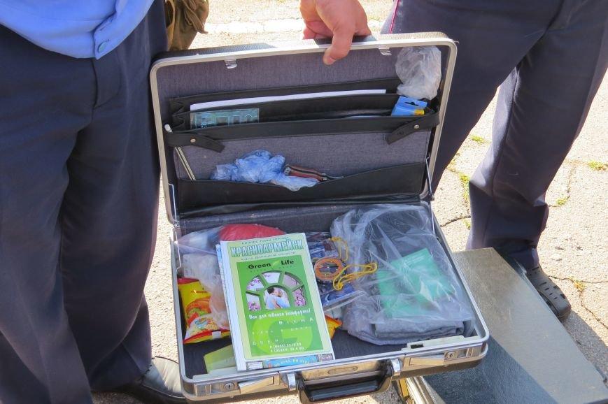 Руководство Красноармейского ГО милиции провело отработку учебной тревоги, фото-6