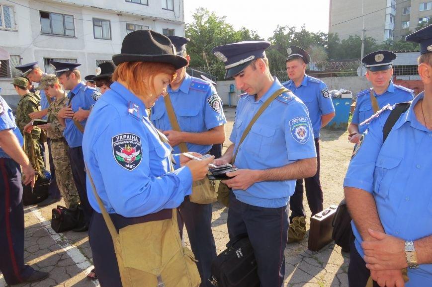 Руководство Красноармейского ГО милиции провело отработку учебной тревоги, фото-5