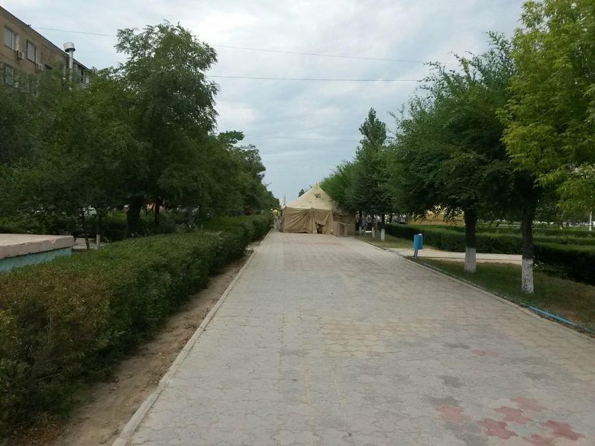 Национальные традиции в Парке победы в Актау (фото) - фото 2