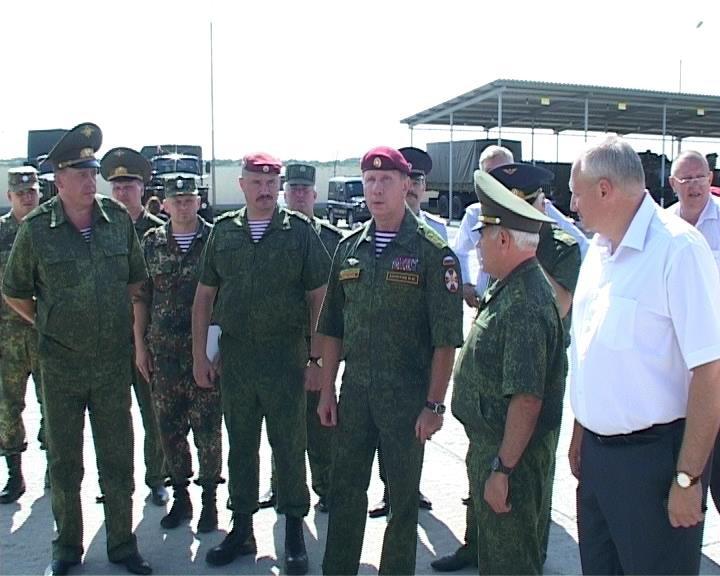 Спецназ Армавира получил новые БТР (фото) - фото 1
