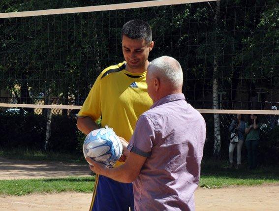 Завершився чемпіонат з волейболу серед правоохоронців Полтавщини. Фото (фото) - фото 5