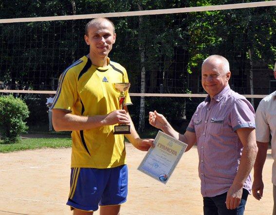 Завершився чемпіонат з волейболу серед правоохоронців Полтавщини. Фото (фото) - фото 3