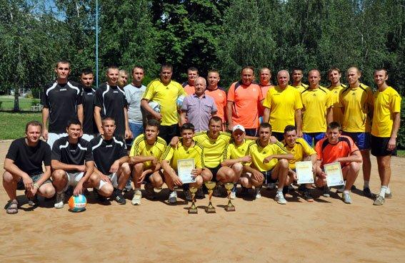 Завершився чемпіонат з волейболу серед правоохоронців Полтавщини. Фото (фото) - фото 2