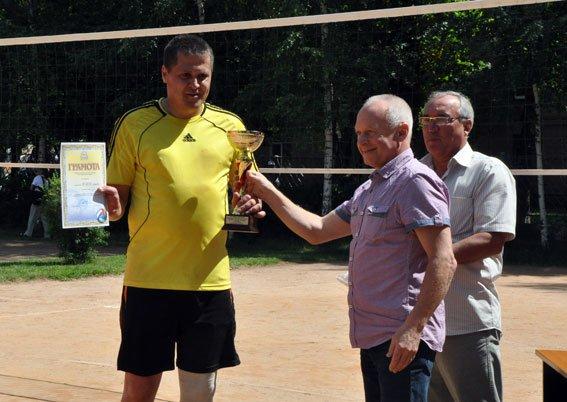 Завершився чемпіонат з волейболу серед правоохоронців Полтавщини. Фото (фото) - фото 4