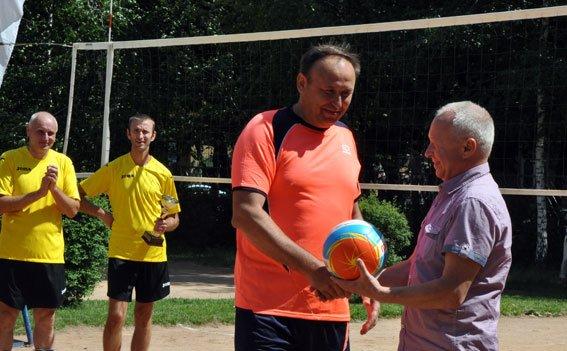 Завершився чемпіонат з волейболу серед правоохоронців Полтавщини. Фото (фото) - фото 6
