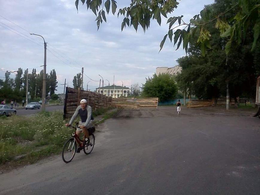 Черкащани не згодні з будівництвом СТО на митниці (ФОТО) (фото) - фото 3