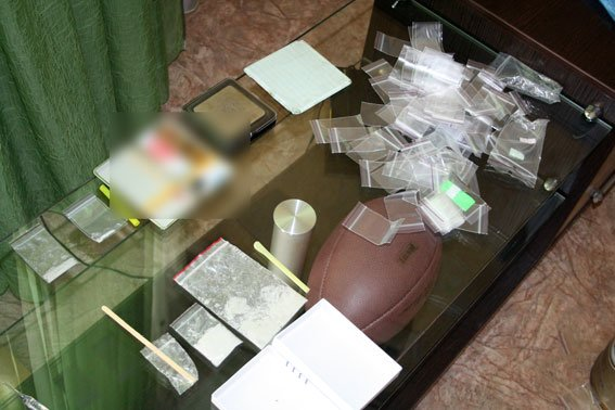 В Кременчуге молодая супружеская пара торговала метамфетамином и марихуаной (ФОТО) (фото) - фото 1