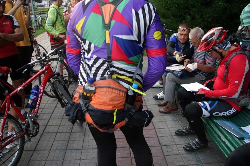 11 велогонщиків з Полтави вирушили у 400 кілометровий марафон. Відео (фото) - фото 4