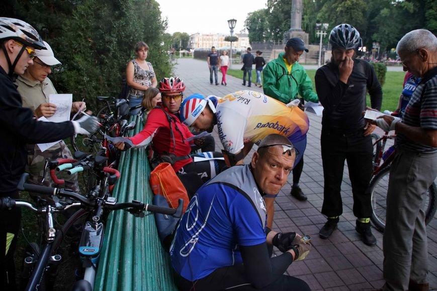 11 велогонщиків з Полтави вирушили у 400 кілометровий марафон. Відео (фото) - фото 2