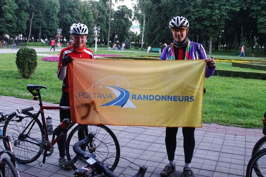 11 велогонщиків з Полтави вирушили у 400 кілометровий марафон. Відео (фото) - фото 6