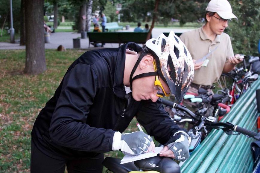 11 велогонщиків з Полтави вирушили у 400 кілометровий марафон. Відео (фото) - фото 3