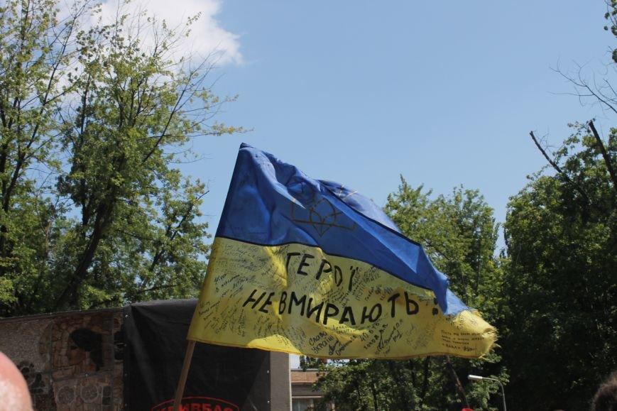 В Кривом Роге вручили награды бойцам 40-го БТО «Кривбасс» и волонтерам, которые их поддерживали (ФОТО), фото-2