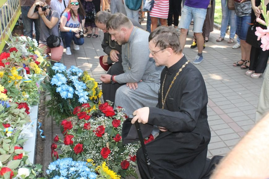 В Кривом Роге вручили награды бойцам 40-го БТО «Кривбасс» и волонтерам, которые их поддерживали (ФОТО), фото-17