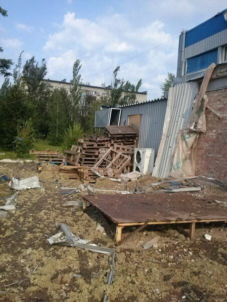В результате обстрела Авдеевки погибли 3 человека (ФОТО) (фото) - фото 4