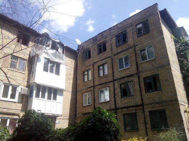 В результате обстрела Авдеевки погибли 3 человека (ФОТО) (фото) - фото 2