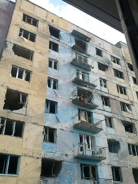 В результате обстрела Авдеевки погибли 3 человека (ФОТО) (фото) - фото 3