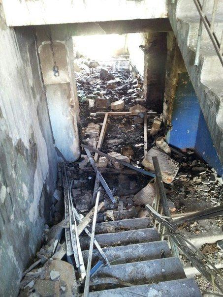 В результате обстрела Авдеевки погибли 3 человека (ФОТО) (фото) - фото 6