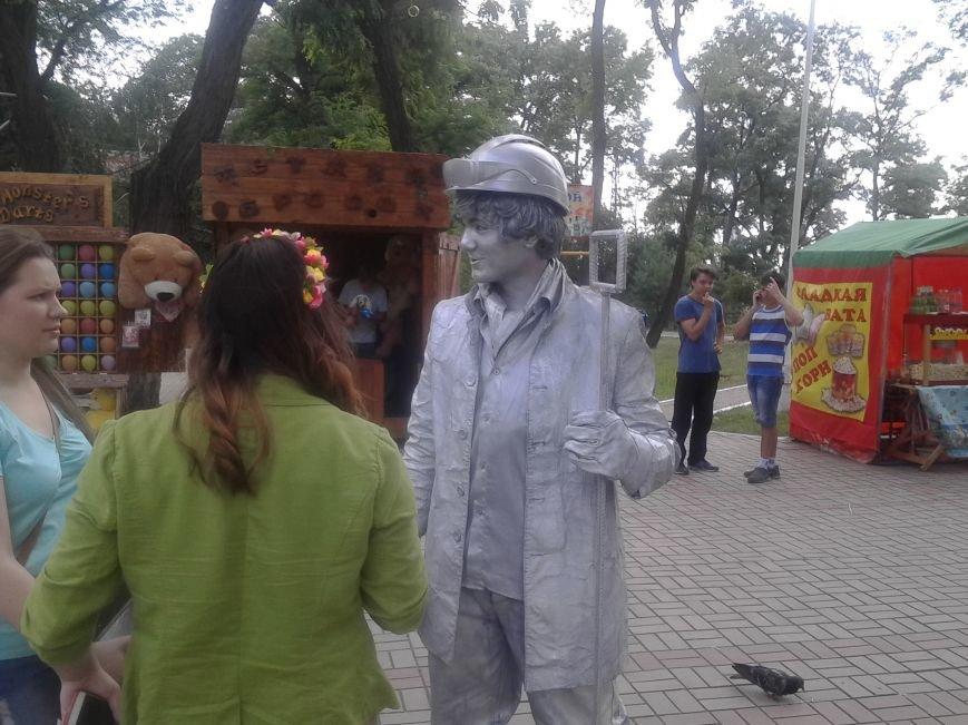 В Мариуполе стартовало празднование Дня металлурга (ФОТО), фото-2