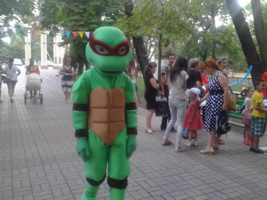 В Мариуполе стартовало празднование Дня металлурга (ФОТО), фото-13